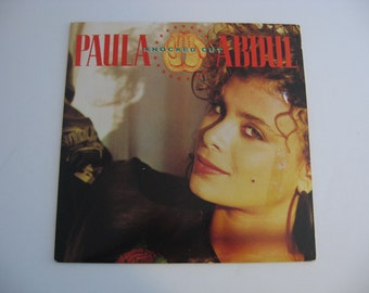 Paula Abdul - Knocked Out - Maxi Single - Circa 1988