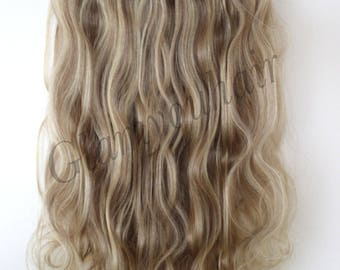 """20"""" HALO-Miracle- wire Body wave 100% remy human hair extension 150G."""