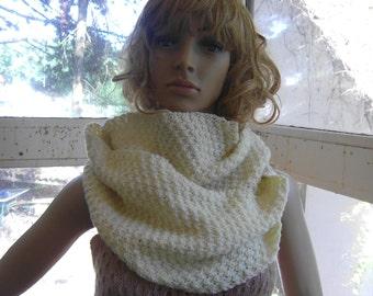 Warm knitted Winterloop
