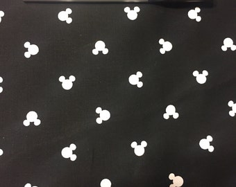 Disney's Mickey Mouse Stamp Coin Purse, Pencil Case, Wristlet, Cosmetic Bag #137