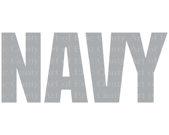 Navy Military Birthday - Edible Cake and Cupcake Topper For Birthday's and Parties! - D21924