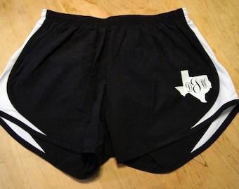 Texas Monogram Shorts