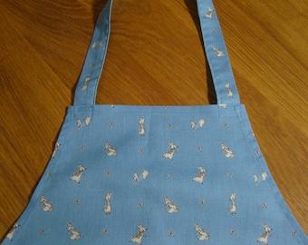 Beatrix Potter, Peter Rabbit Fabric Children's Apron