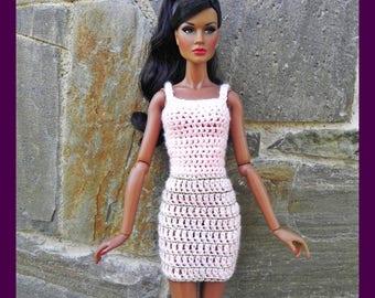 Dress for Fashion Royalty / Poppy Parker / Tonner Tiny Kitty / Barbie