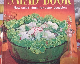 1969 // SALAD BOOK // Better Homes and Gardens