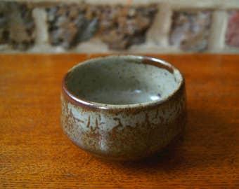 David Leach's The Friars studio pottery - Aylesford - Bowl - oxide glaze