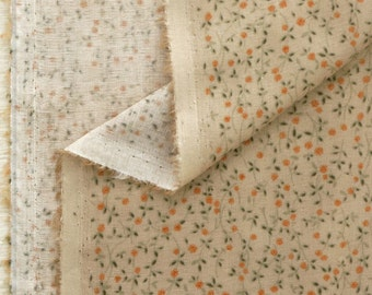 Double Gauze Fabric By The Yard
