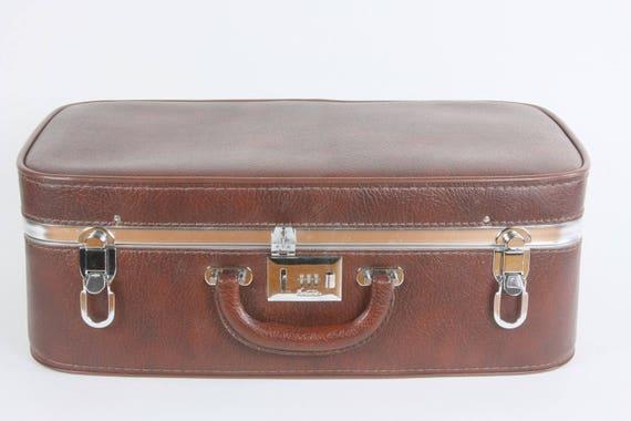Ventura Suitcase Retro 1960's 1970's Suitcase