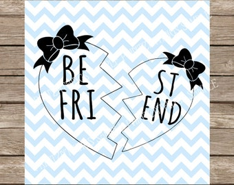Best Friends svg, Best friends, best friend, heart svg, heart, bff, besties, bff svg, svg, svg files, svg designs, svg silhouette, svg file