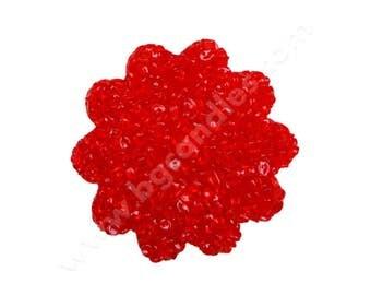LOVE SPELL Flower Aroma Beads Air Freshener, Red freshener, Car air-freshener, Flower freshener, Red Flower freshener, MagicalCandlesFl