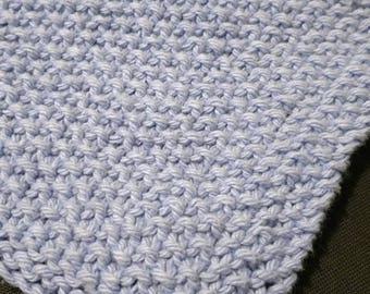 Handknit Washcloth - Textured
