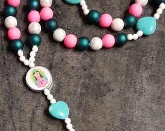 Our Lady of Guadalupe Kids Rosary