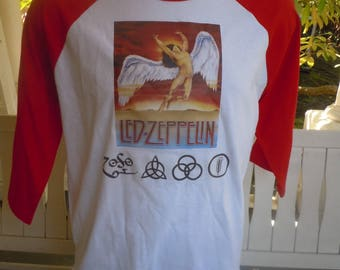 Size XL (49) ** Led Zeppelin  Shirt (Single Sided)
