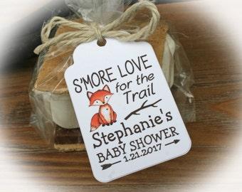 Exceptional Woodlands Baby Shower Favor,Woodland Baby Shower Favor,Fox Baby Shower, Woodlands Fox