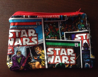 Star Wars Zippered Pouch