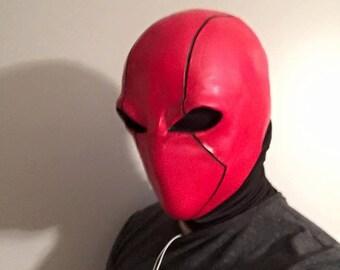 The Red Hood Helmet