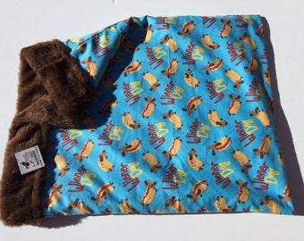 Snuggle Sack, Weenie Dog Bed, Burrow Bag, Dachshund Bed, Dachshund Sleeping Bag, Doxie Bed Warmer, Dachshund Gifts, Dog Cave, Dog Warmer
