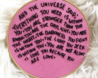 Universe Hoop
