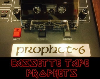 Cassette Tape Prophets Ableton Live Pack