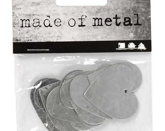 Metal Hearts x15