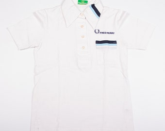 Vintage Fred Perry Mod 90s Polo Shirt