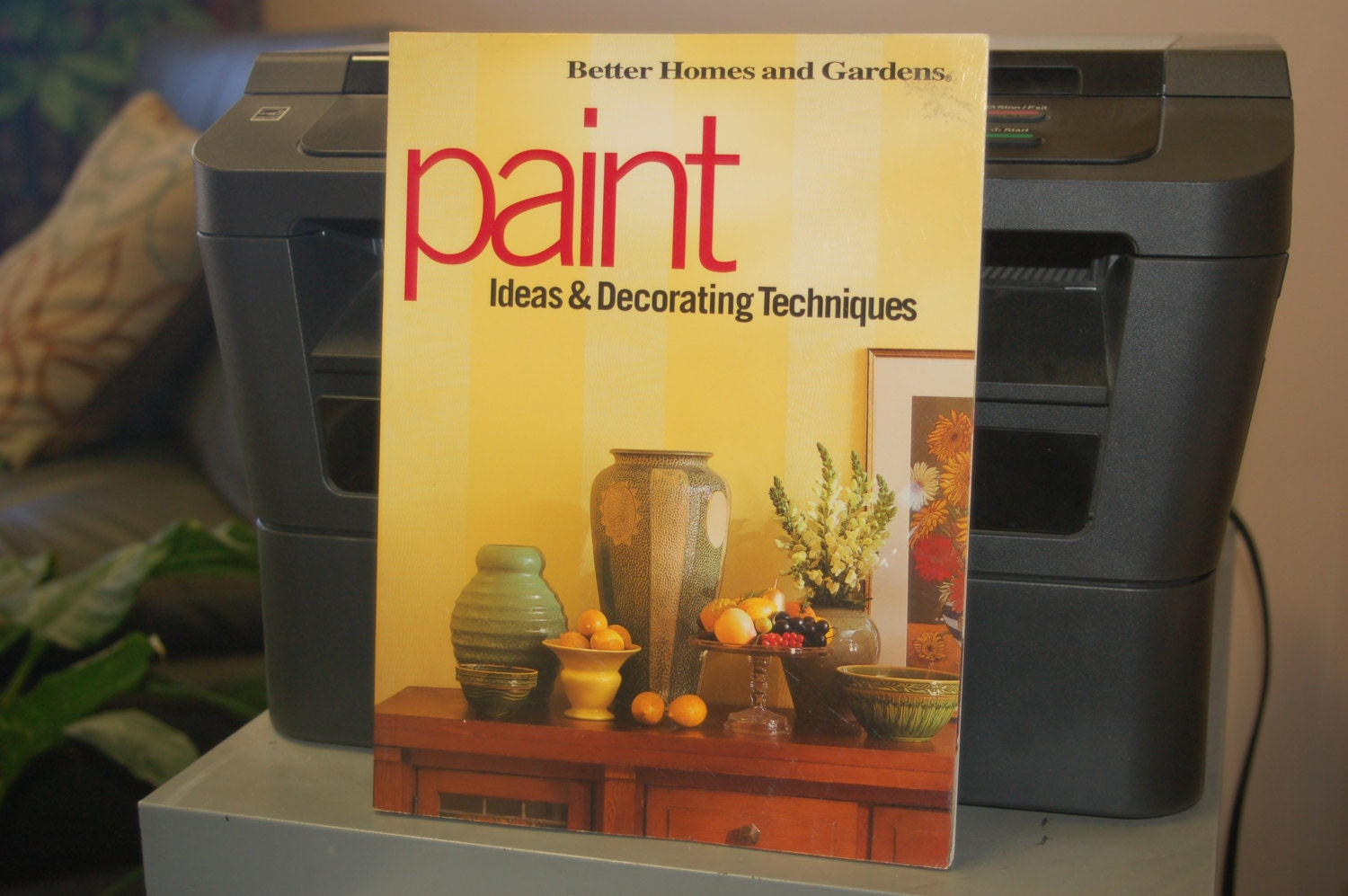 Better homes and gardens paint ideas decorating for Which paint is better