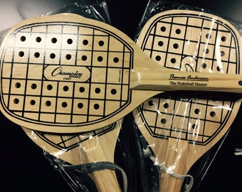 Personalized Paddle Ball / Pickleball Paddle