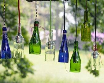 Pendant / / hanging bottle lamp
