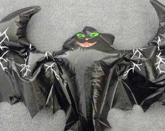 Inflatable Halloween bat