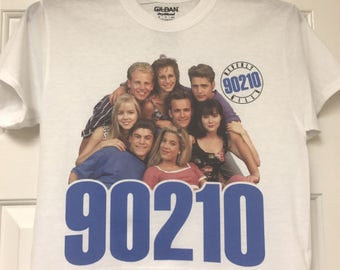 Beverly Hills 90210 Inspired T-Shirt