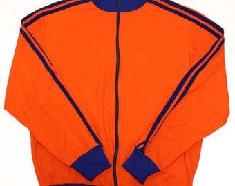 60s vintage adidas jacket ventex made in west germany