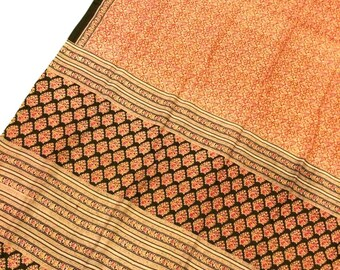 Pure Silk Sari, vintage sari, Indian dress, saree traditional fabric, home decor, clothes, craft, sewing, PSS2077