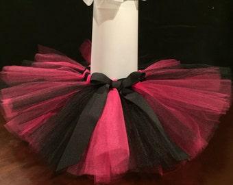 Black and Pink Tutu