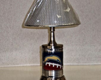 L A Chargers Desk Lamp