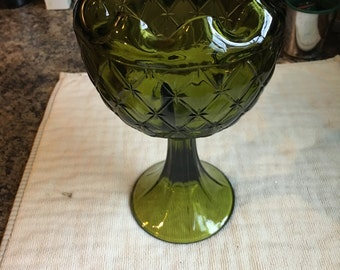 Beautiful Indiana Glass Compote