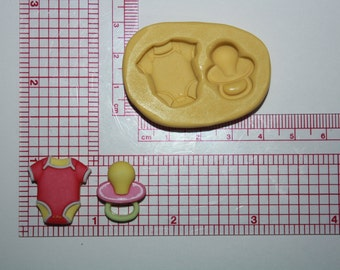 Baby Shower Silicone Molds ~ Baby shower mold etsy