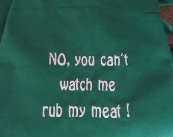 Mens Cooking Apron, Humorous Grilling Apron, Funny Grilling Apron, Mens grilling Apron