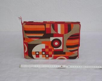 Vintage 70's. J op art bags - Panton - space age era