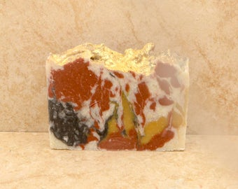 Handmade Soap Scented Soap Gift Soap Bath Soap Sheer Elegance  Father's Day Gift