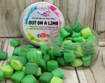 Out On A Limb (L*SH Olive Branch Dupe) Soy Wax Melts