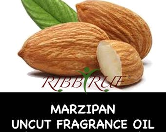 Pure Marzipan Uncut Fragrance Oil - FREE SHIPPING SHIP