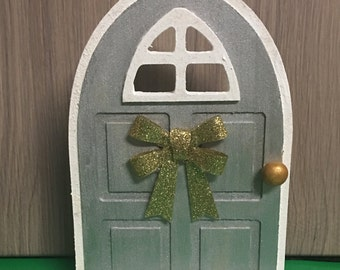 Christmas Elf Door-Fairy Door