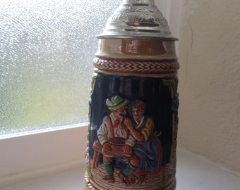 Small Gerz Beer Stein Made in Germany
