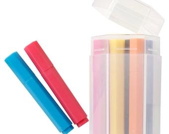 Muji Mini 10 Colors Hexa Pen Set