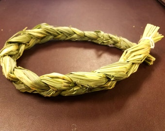 Large Sweetgrass Braid (Hand Rolled & Sourced by Native Americans)
