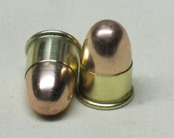 Deluxe Bullet Guitar Knobs, Package of 2 Bullet Guitar Knobs