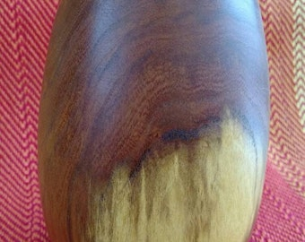 Mesquite Hollowform Woodturning