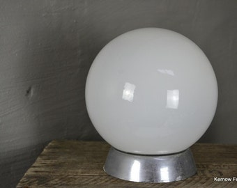 Vintage Globe Wall Light