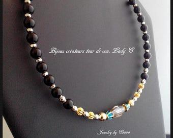 Jewelry designers necklaces. Lady C