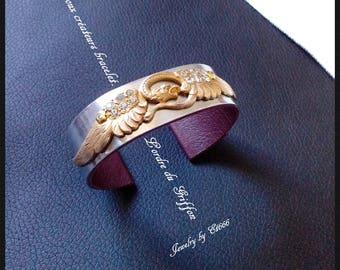 Jewelry designers bracelet. The Griffon Order